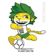 mascotas de mundiales de futbol